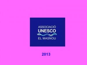 Memòria 2013